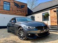 2015 BMW 4 SERIES 3.0 435D XDRIVE M SPORT GRAN COUPE 4d AUTO 309 BHP £21990.00
