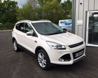 USED 2014 64 FORD KUGA 1.6 ECOBOOST TITANIUM X AUTOMATIC AWD 180PS THIS VEHICLE IS AT SITE 1 - TO VIEW CALL US ON 01903 892224