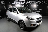 a3878b9fd8 2014 HYUNDAI IX35 1.7 SE CRDI 114 BHP (FINANCE AND WARRANTY) £8650.00