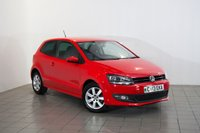 2013 VOLKSWAGEN POLO 1.2 MATCH 3d 59 BHP £SOLD