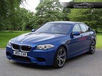 USED 2013 13 BMW M5 4.4 M5 4d AUTO 553 BHP