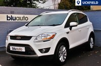 USED 2012 12 FORD KUGA 2.0 TITANIUM TDCI AWD 5d 163 BHP Superb Condition,  Navigation, Tow Bar, Bluetooth, Sensors, Privacy Glass, 6 Services.....