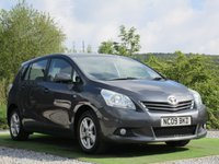 USED 2009 09 TOYOTA VERSO 2.0 TR D-4D 5d 125 BHP