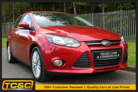 USED 2011 61 FORD FOCUS 1.6 ZETEC TDCI 5d 113 BHP A LOW MILEAGE, CLEAN EXAMPLE WITH SERVICE HISTORY!!!