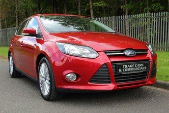 2011 FORD FOCUS 1.6 ZETEC TDCI 5d 113 BHP £5500.00