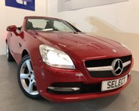 2012 MERCEDES-BENZ SLK 2.1 SLK250 CDI BLUEEFFICIENCY 2d AUTO 204 BHP £10950.00