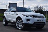 2013 LAND ROVER RANGE ROVER EVOQUE 2.2 SD4 PRESTIGE 3d AUTO 190 BHP £18978.00