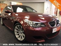 2006 BMW M5  5.0 V10 SMG PADDLESHIFT £17995.00