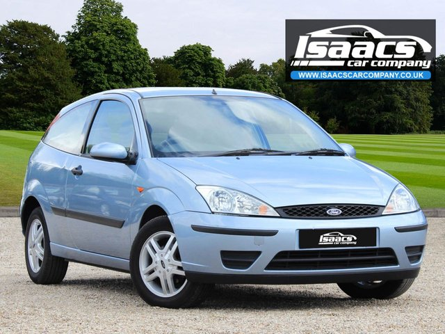 2004 54 FORD FOCUS 1.6 FLIGHT 3d 100 BHP