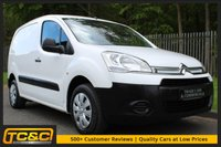 USED 2014 64 CITROEN BERLINGO 1.6 625 X L1 HDI 1d 89 BHP LOW MILES, LOW OWNERS, FULL HISTORY AND EXCELLENT CONDITION!!!