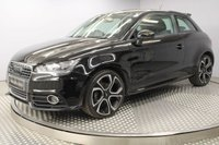 USED 2012 12 AUDI A1 1.6 TDI COMPETITION LINE 3d 105 BHP