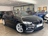 USED 2016 16 BMW 4 SERIES GRAN COUPE 3.0 430D XDRIVE M SPORT GRAN COUPE 4d AUTO 255 BHP M PERFORMANCE STYLING+X-DRIVE