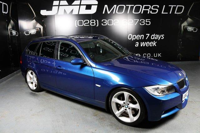 2008 BMW 3 SERIES 330D M SPORT AUTO 228 BHP