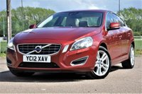 USED 2012 12 VOLVO S60 2.0 D3 SE Lux Geartronic 4dr FULL SERVICE HISTORY