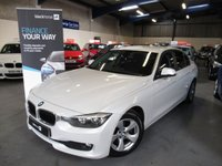 USED 2014 64 BMW 3 SERIES 2.0 320D EFFICIENTDYNAMICS 4d AUTO 161 BHP