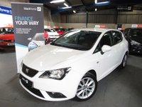 2014 SEAT IBIZA 1.4 TOCA 5d 85 BHP £5290.00