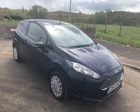 USED 2014 14 FORD FIESTA 1.6 TDCI ECONETIC VAN 94 BHP 6 MONTHS PARTS+ LABOUR WARRANTY+AA COVER