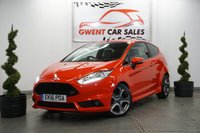 USED 2016 16 FORD FIESTA 1.6 ST-2 3d 182 BHP GREAT LOW MILEAGE +  RECARO INTERIOR  + HISTORY