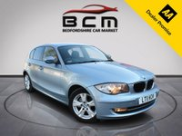 2011 BMW 1 SERIES 2.0 118D SE 5d AUTO 141 BHP £5285.00