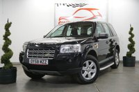 USED 2009 58 LAND ROVER FREELANDER 2.2 TD4 GS 5d AUTO 159 BHP ** ONLY ONE OWNER FROM NEW ** GREAT HISTORY , FINANCE AVAILABLE