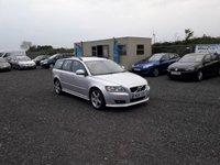 2012 VOLVO V50 1.6 D2 R-DESIGN 5d 113 BHP