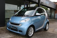 2011 SMART FORTWO 1.0 PASSION MHD 2d AUTO 71 BHP £SOLD