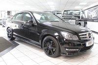 2011 MERCEDES-BENZ C CLASS C220 CDI SPORT AUTO 170 BHP BLUEEFFICIENCY  £8425.00