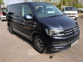 2016 VOLKSWAGEN CARAVELLE 2.0 EXECUTIVE TDI BMT 5d AUTO 201 BHP £SOLD