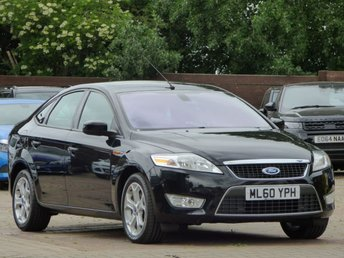 2011 FORD MONDEO 2.0 SPORT 5d 145 BHP £4195.00