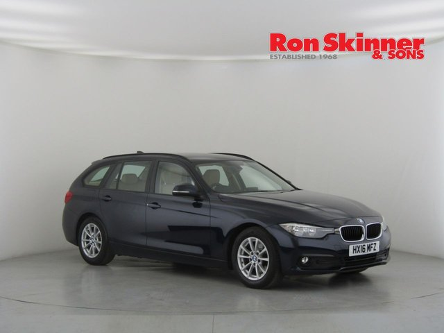 View our 2016 16 BMW 3 SERIES 2.0 320D ED PLUS TOURING 5d AUTO 161 BHP