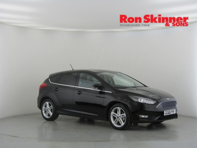 View our 2018 68 FORD FOCUS 1.0 ZETEC EDITION 5d 124 BHP