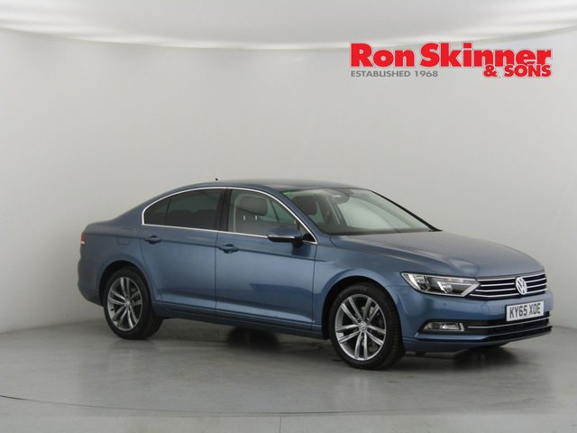 View our 2015 65 VOLKSWAGEN PASSAT 2.0 SE BUSINESS TDI BLUEMOTION TECH DSG 4d AUTO 148 BHP