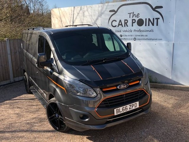 2019 66 FORD TRANSIT CUSTOM Ford Transit Custom