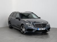 2016 MERCEDES-BENZ E CLASS 2.1 E220 BLUETEC AMG NIGHT EDITION 5d AUTO 174 BHP £16992.00