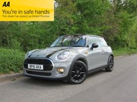 USED 2016 16 MINI HATCH COOPER 1.5 COOPER 3d 134 BHP