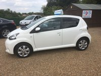 USED 2013 13 TOYOTA AYGO 1.0 VVT-I FIRE AC 5d 67 BHP FULLY AA INSPECTED - FINANCE AVAILABLE