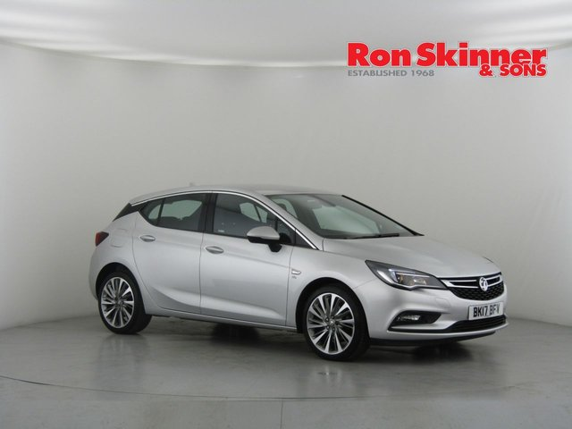 View our 2017 17 VAUXHALL ASTRA 1.6 ELITE NAV CDTI S/S 5d 134 BHP