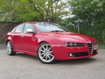 2010 ALFA ROMEO 159 1.7 TBI TI 4d 200 BHP £5450.00