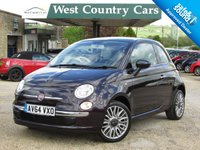 USED 2014 64 FIAT 500 1.2 CULT 3d 69 BHP Only 2 Owners From New