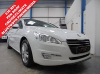 "USED 2012 12 PEUGEOT 508 1.6 HDI SW ACTIVE 5d 112 BHP £30 RFL, Panoramic Glass Roof with Electric Blind, Cruise Control with Speed Limiter, Dual Zone Climate Control, Parrot Bluetooth Phone and Media Streaming, Auto Lights and Wipers, CD/Radio/BT/USB/Aux, Remote Locking with 2 Keys, 17"" Alloys"