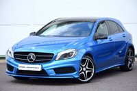 USED 2013 13 MERCEDES-BENZ A CLASS 1.8 A200 CDI BLUEEFFICIENCY AMG SPORT 5d AUTO 136 BHP £8000 FACTORY FITTED EXTRAS - FMSH