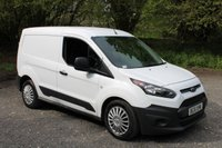 2016 FORD TRANSIT CONNECT 1.5 200 P/V 1d 100 BHP AIR CON £7000.00