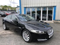 USED 2014 64 JAGUAR XF 2.2 D PREMIUM LUXURY 4d AUTO 200 BHP