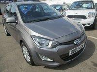 2013 HYUNDAI I20 1.4 ACTIVE 5d 99 BHP £5495.00