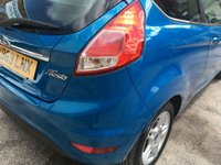 USED 2013 63 FORD FIESTA 1.2 ZETEC 3d 81 BHP Only £30 Road Tax , 31,000 Miles, Full Dealer History, Air Con, Heated Front Screen, 12 Mths Mot.