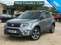 USED 2015 65 SUZUKI VITARA 1.6 SZ5 5d 118 BHP Only 20,000 Miles From New