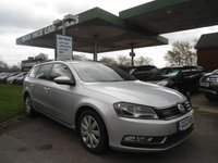 USED 2012 12 VOLKSWAGEN PASSAT 1.6 BLUEMOTION TDI 5d 104 BHP ONE FORMER KEEPER