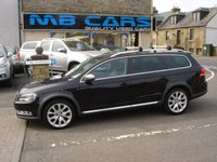 USED 2013 63 VOLKSWAGEN PASSAT 2.0 ALLTRACK TDI BLUEMOTION TECH 4MOTION 5d 139 BHP 2 OWNERS FROM NEW,FULL SERVICE HISTORY