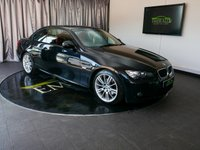 USED 2010 59 BMW 3 SERIES 2.0 320D M SPORT 2d 175 BHP £0 DEPOSIT FINANCE AVAILABLE, AIR CONDITIONING, AUX INPUT, BMW PROFESSIONAL, CLIMATE CONTROL, CRUISE CONTROL, FULL RED LEATHER UPHOLSTERY, HARD TOP CONVERTIBLE ROOF, STEERING WHEEL CONTROLS, TRIP COMPUTER, XENON HEADLIGHTS