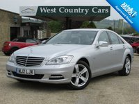 USED 2012 12 MERCEDES-BENZ S CLASS 3.0 S350 BLUETEC 4d 258 BHP Low Mileage S350CDi